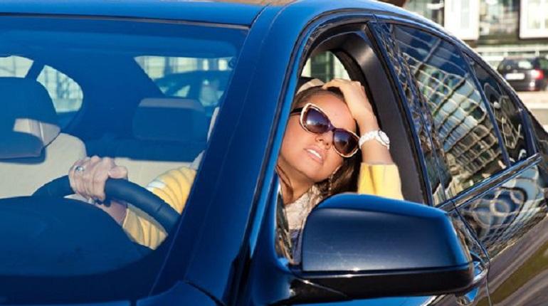 жарко в авто