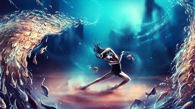 Знак Зодиака Рыбы, Женщина-Рыбы