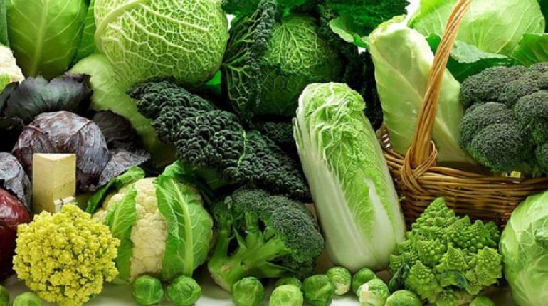 зелень, овощи