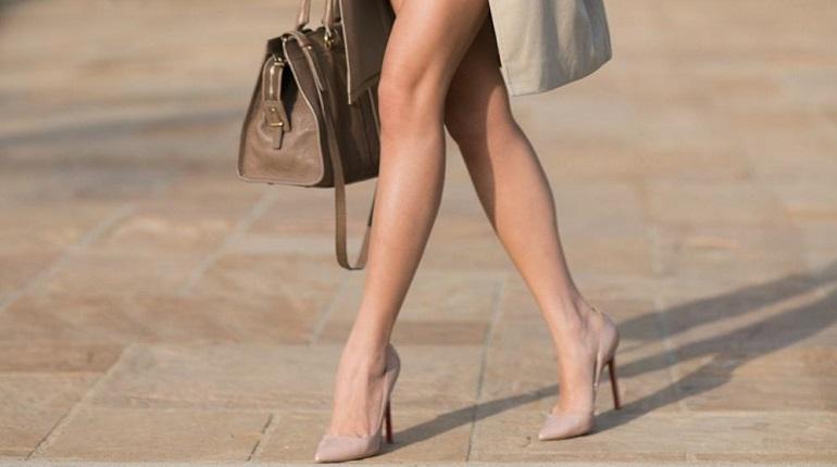 ноги длинные