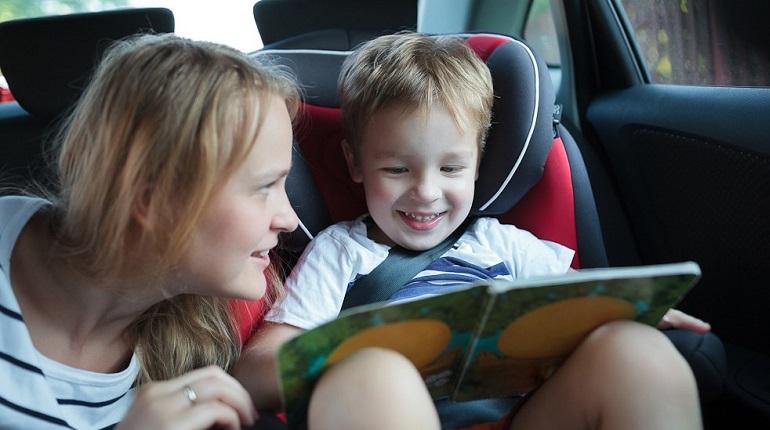 чтение в дороге