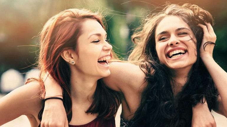 девушки, дружба, взаимоотношения