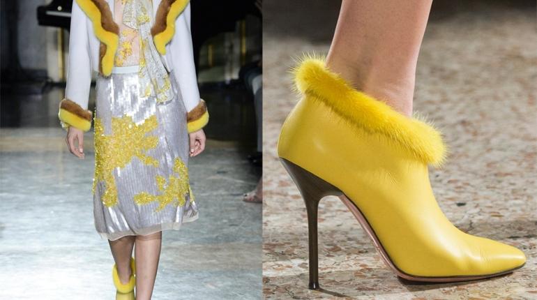 Зимние туфли на меху, зимняя обувь