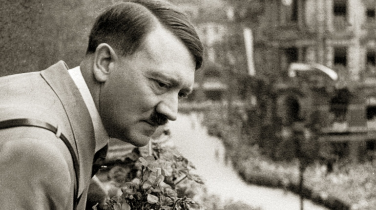 Адольф Гитлер, одиозная личность
