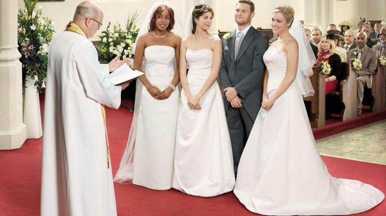 Свадьба, любовь, полигамия