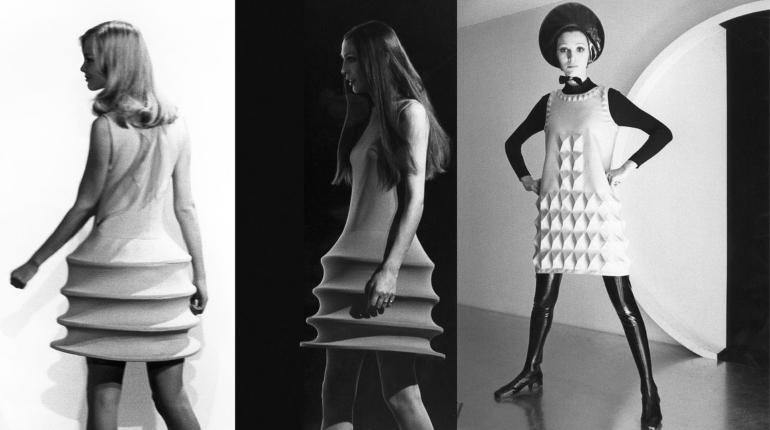 авангардный стиль,мода