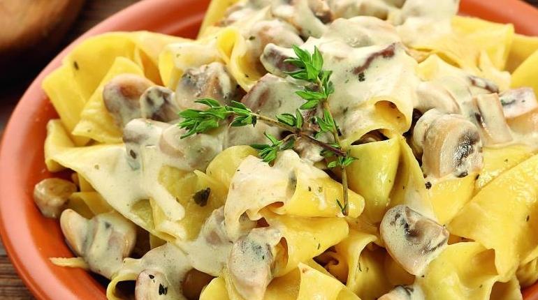 итальянская кухня, паста, лапша