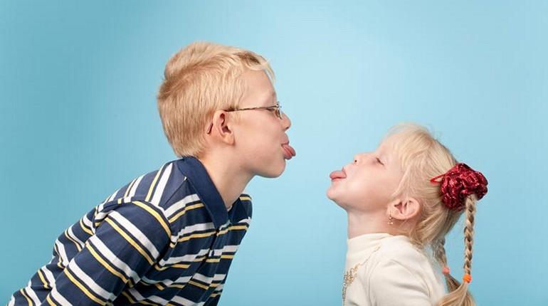 разнополые дети, пол ребенка, брат и сестра