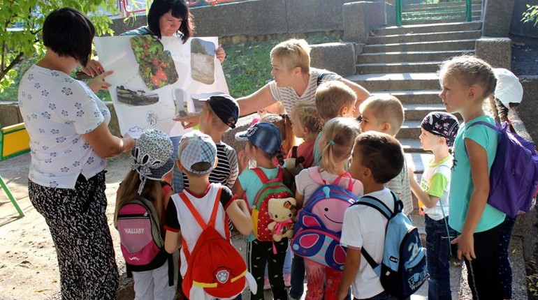 дети играют на улице, детские игры на улице