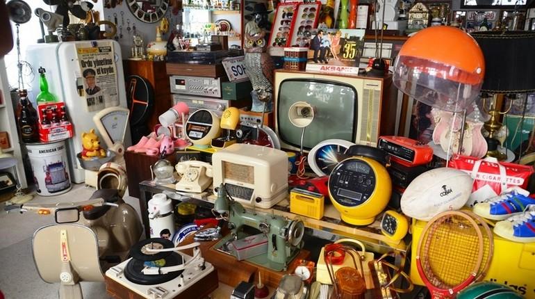 старые вещи, предметы бытовой техники советского союза