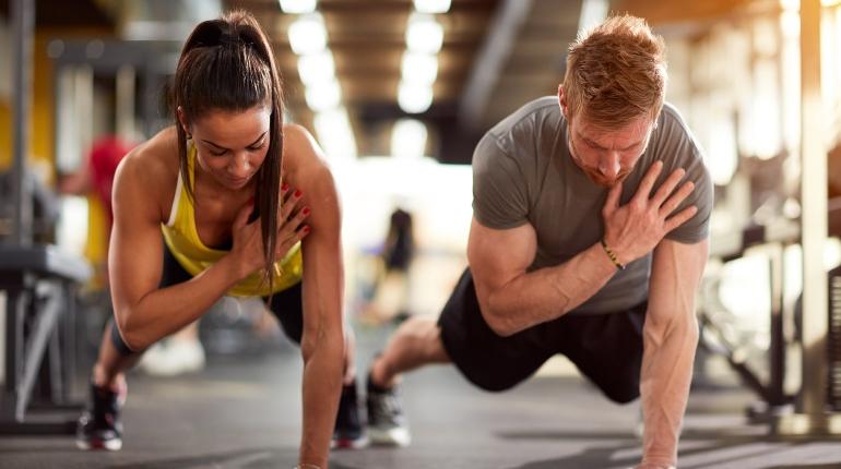 фитнес, работа