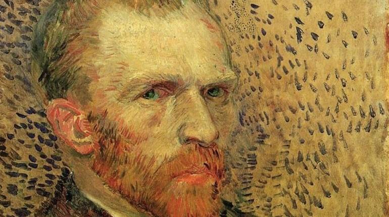 ван гог, изображение французского художника