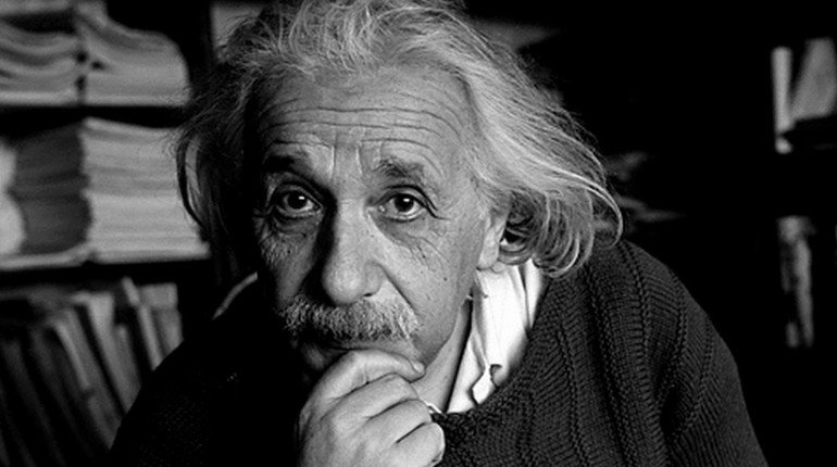 фото известного ученого энштейна