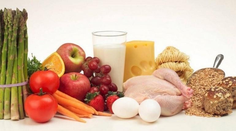 продукты для правильного питания при анемии