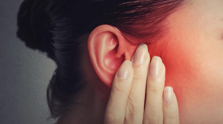 острый отит, лечение ушей, воспаление среднего уха