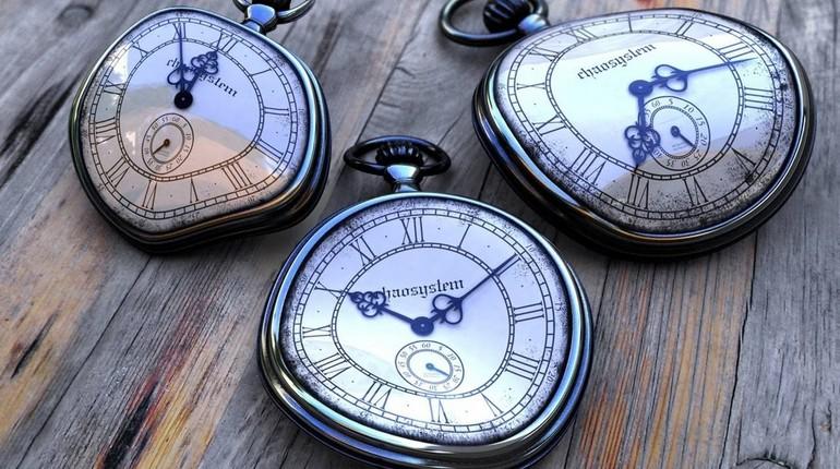 хронофаги, искажение времени