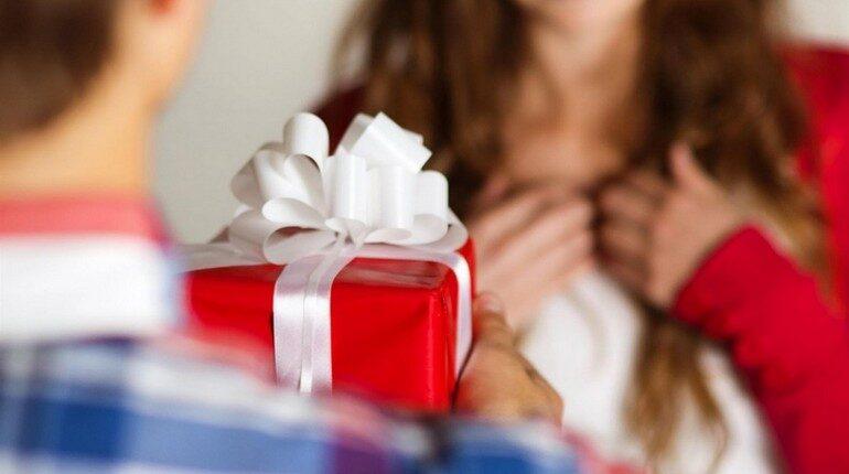 подарок это всегда приятно