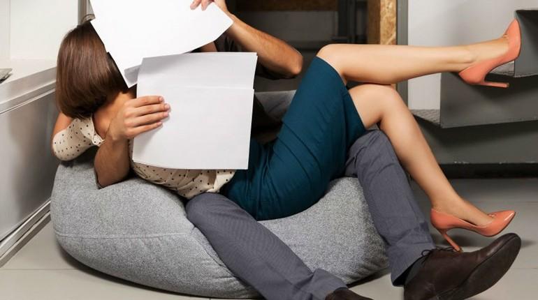 любовные отношения на рабочем месте, служебный роман