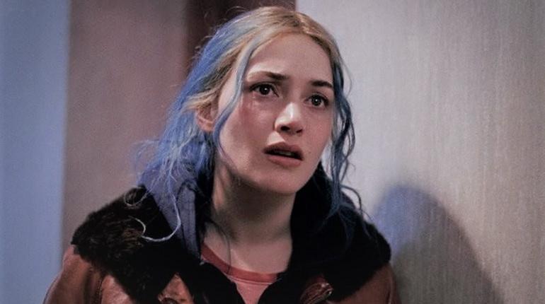 Кейт Уинслет, Кейт Уинслет с синими локонами