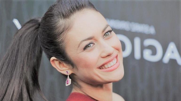 Ольга Куриленко, украинская актриса в Голливуде