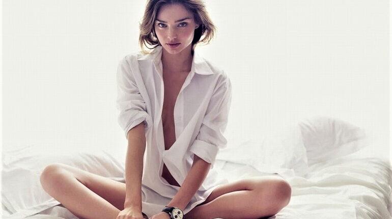 белая рубашка на девушке, девушка в рубашке, белая рубашка на женщине
