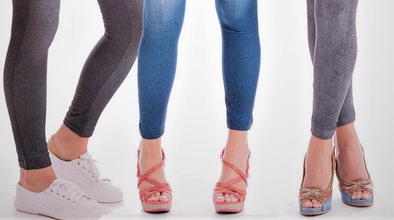 обувь под джеггинсы, джеггинсы
