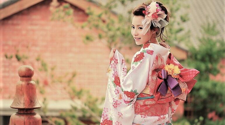 кимоно. аксессуары под кимоно