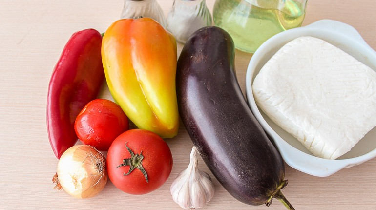 овощи, дары осени, баклажан перец и помидоры