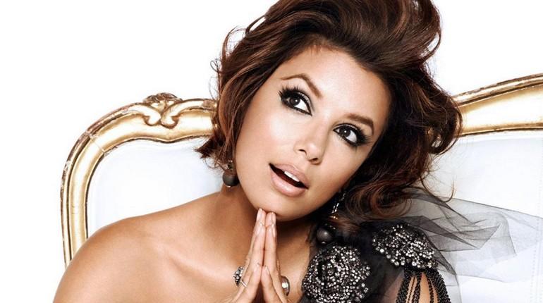 голивудская актриса, красивая девушка, макияж лица
