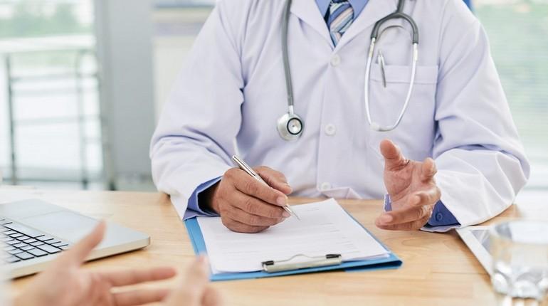 консультация врача, посещение доктора, советы специалиста