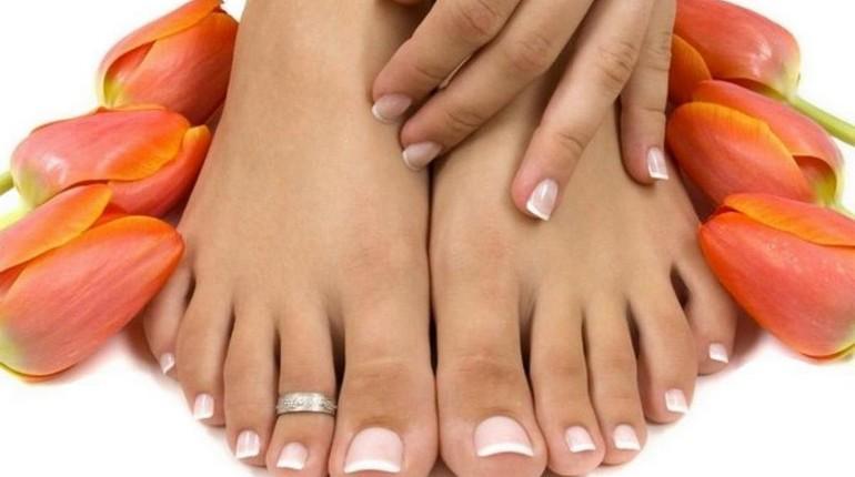 женские ступни, красивые женские ножки, красивый педикюр