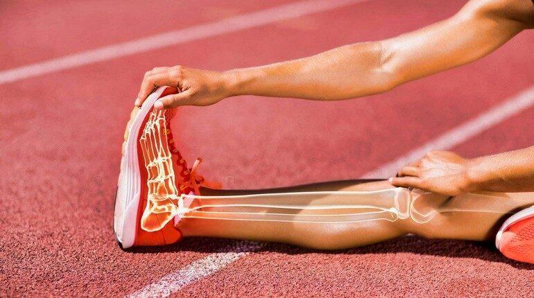 упражнения для укрепления костей, растяжка после тренировки
